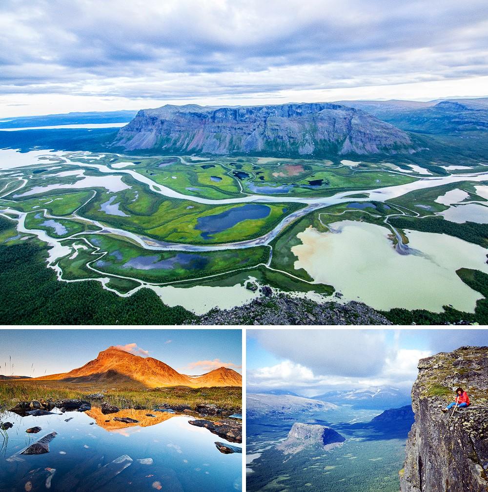 Национальный парк Сарек, Швеция