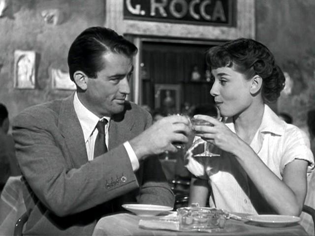 Римские каникулы / Roman Holiday – 1953