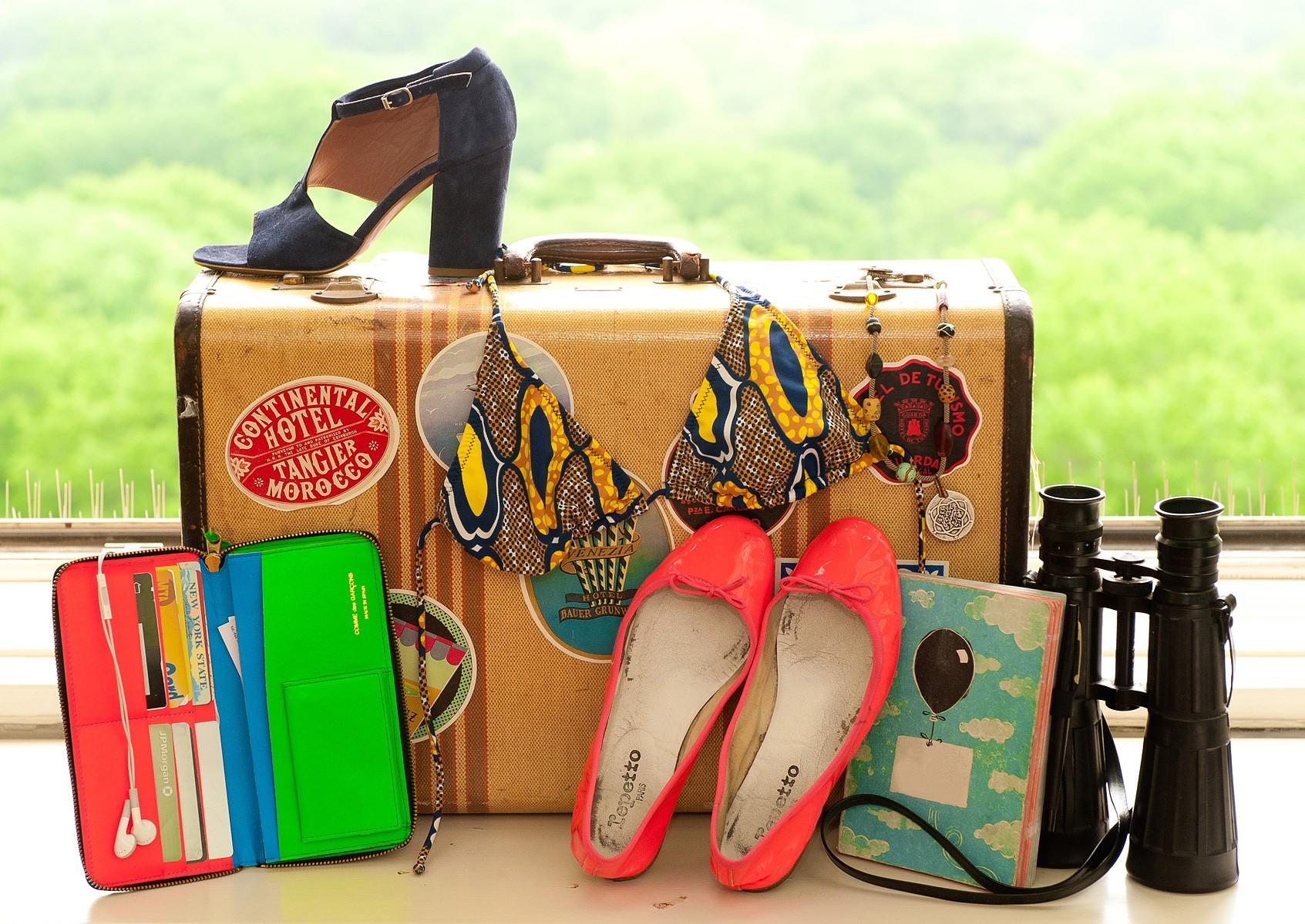 Не берите в путешествие с собой то, что не дорого можно купить в пути