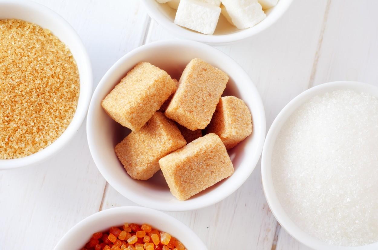 сахар - продукт для работы мозга