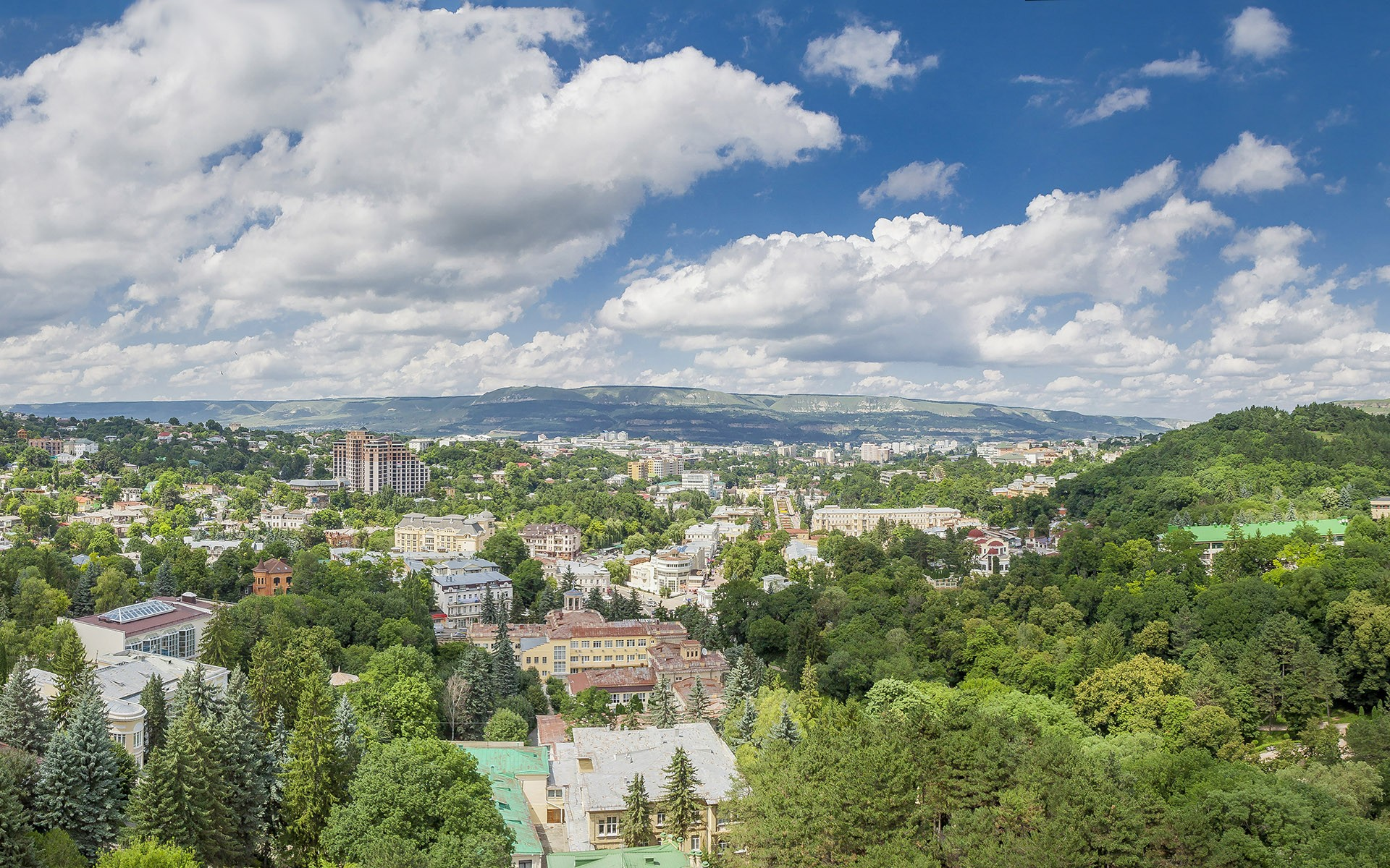 Где отдохнуть в Кисловодске?