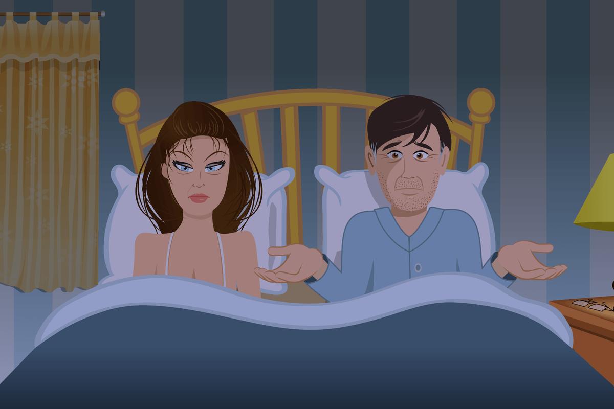 МИФ 1: После свадьбы секса нет