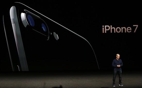 Новый iPhone 7 представлен официально