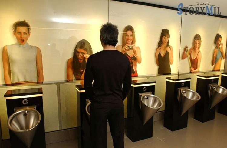 Самые странные профессии мира: Гид по туалетам